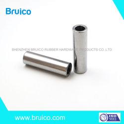 Manicotto rotondo lavorante della boccola del distanziatore del metallo di CNC di precisione su ordinazione