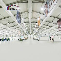 En plein air tente de l'événement commercial permanent de la structure tente d'exposition