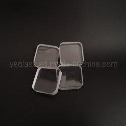Heißes Quadrat-ausgeglichenes Glas des Verkaufs-8mm