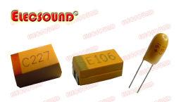 Condensateurs au tantale de feux de croisement et le SMD
