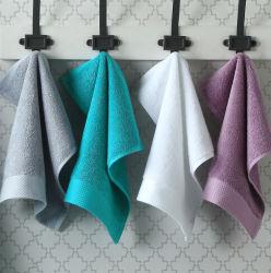 専門の工場卸売の昇進のギフトの100%年の綿のカスタム表面タオルの記念品