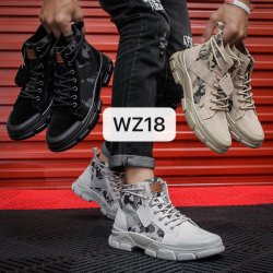 Männer laden Form-Sport-Veloursleder-Fußbekleidung-Schuh auf