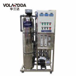 Fonctionnement économique de plusieurs moyennes filtre système de filtre à eau RO usine