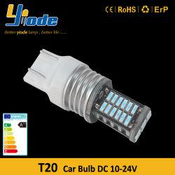 7443 7440 W21W T20 LED 전구 방향 지시등