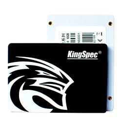 Ordinateur portable SSD Disque SSD SATA3 Boîtier métallique noir