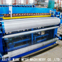 Aço inoxidável máquina de malha de arame soldado