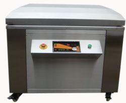 De automatische VacuümMachine van de Verpakking. De Vacuüm Verpakkende Machine van het voedsel met Opblaasbare Apparaten