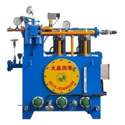 Stazione di lubrificazione applicabile al sistema di lubrificazione centralizzato olio