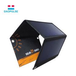 Beweglicher guter Handy-Batterie-Bank-Zellen-Minipanel-Großverkauf USB-Solaraufladeeinheit