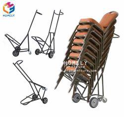 Meubles de salle de banquet de l'hôtel Président Tableau chariot chariot à bagages