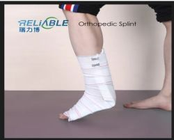 Othopedic Leg Splint Medical Casting Tape Orthopedic Splint Emergency(정형외과 분할 테이프 응급실)