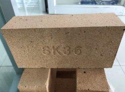 Sk34 Fire ladrillo SK36 material refractario de alúmina de alto el fuego de ladrillo el ladrillo de arcilla Precio ladrillo aislante