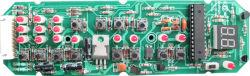 مجموعة لوحة PCB لوحدة التحكم في مروحة السقف الجهة المصنعة