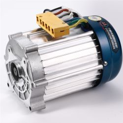Motor dc Datai Pmsm 95% de eficiencia Battery-Saving y kilometraje ya