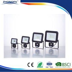 10 W/20 W/30 W/50 W met CE/EMC/RoHS voor slanke LED-verlichting/schijnwerper voor buiten
