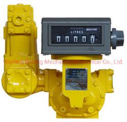 Verdränger-Strömungsmesser-Kraftstoff-Meßmechanischer Kraftstoff-Kostenzähler