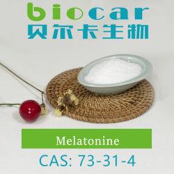 99% 고순도 원료 분말 멜라토닌 CAS 73-31-4(안전 사용 배달