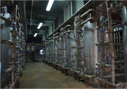 정밀도가 높은 인스턴트 커피 가루 전자 무게 측정 생산 라인 상하이