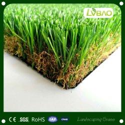Домашняя оформление травы для использования вне помещений декоративной саду травы Астро Turf искусственных травяных
