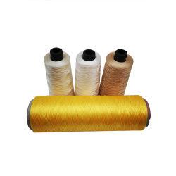 120d/2機械刺繍の糸100%年のポリエステルバルク縫う糸の安い価格