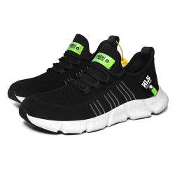 Suave y ligero de los hombres Zapatillas, zapatos deportivos de la moda casual al aire libre, cómoda y zapatos de hombre Non-Slip transpirable