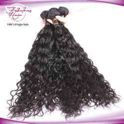Capelli cuticoli completi onda naturale capelli umani grezzi Vergine indiana Capelli