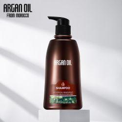 Professionla Cuidado del pelo de la humedad natural de aceite de argán Champú de cabello