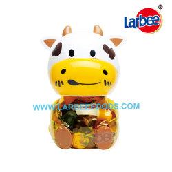 28 g de bonbons de promotion des fruits vache Jellyin Jar pour enfants
