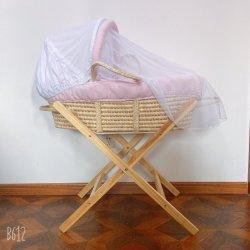 De Wieg van /Baby Portbale van de Wieg van de Mand Mozes Basket Factory/Mose
