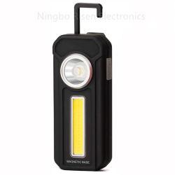 Magnet Pocket이 있는 매우 밝은 휴대용 방수 클립 펜 조명 미니 코바 작업등