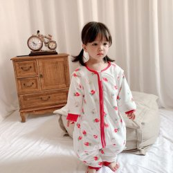 Новый стиль моды высокого качества детского длинной втулки 100% хлопок одежды для новорожденных пользовательские обычный детский Romper печатной платы