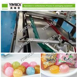 Candy Production Line 완전 자동 다이 성형 하드 캔디 생산 라인 캔디 메이커(TG1000)