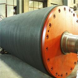 Jumbo Capas pressione o rolo para o papel higiénico a máquina