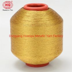 Металлическая нить Mx типа для вязания