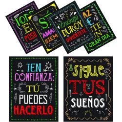 По вопросам образования и мотивационного испанский классе оформление плакатов
