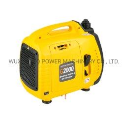 Mini elektrischer Strom-Großverkauf 2kw steuert Inverter-beweglichen Benzin-Generator automatisch an