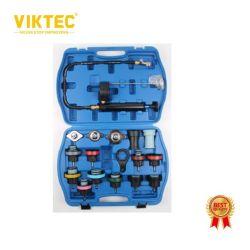 고품질 세륨 Viktec 18PCS 방열기 압력 시험 장비 (VT13892)