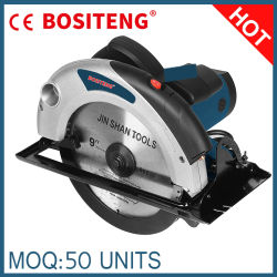 La BST-902 Professional 2200W 235mm Industrial Electric scie circulaire Outils d'alimentation 220V