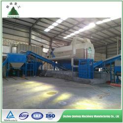 Msw/ sistema de triagem de resíduos /máquina /Equipamento com marcação CE/Fsm/sistema de reciclagem de resíduos urbanos/