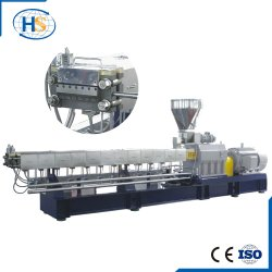 De plastic Machine van de Uitdrijving met de Lijn van de Pelletiseermachine van de Bundel