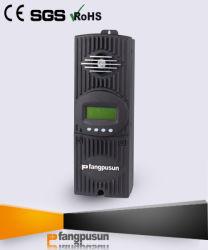 van PV van het Net LCD van het Systeem van het Comité Controlemechanismen van de Lader van de Batterij MPPT 60AMP van de Vertoning de Intelligente Zonne12V 24V 36V 48V 60V