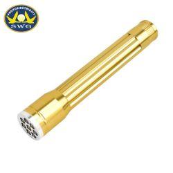Ningbo Usine de fournir 2 pile AA Beehive capot tete 8 Lampe torche à LED