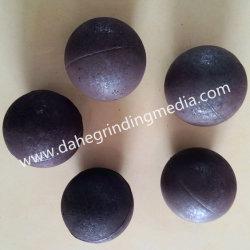 良質のセメントのプラントのための低い破損レートの中間のクロム鋳鉄の粉砕の製造所の球
