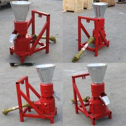 Rouleau de Type de prise de force entraînée Husk Pelletizer Pellet de paille de la machine