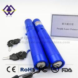 卸し売り強い最も安い100MW強力なポインター青いレーザーのペン