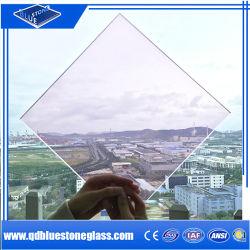 glas van het Brons van 6.38mm het Blauwgroene Roze Grijze Gelamineerde Weerspiegelende