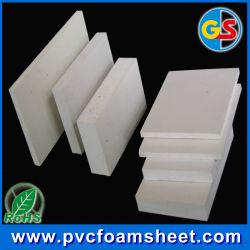 Folha de PVC/folha de espuma para impressão de publicidade e Material de Construção