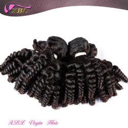 Couleur naturelle de gros chinois vierges Remy Cheveux humains