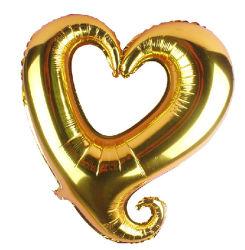 Förderndes preiswertes Miniinner-geformte Folien-Ballone