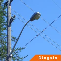 Fabricante de fábrica de iluminação de rua todos os tipos de suporte de lâmpada de Aço